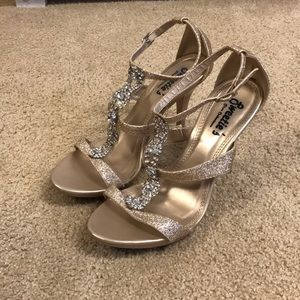 Prom/pageant shoes